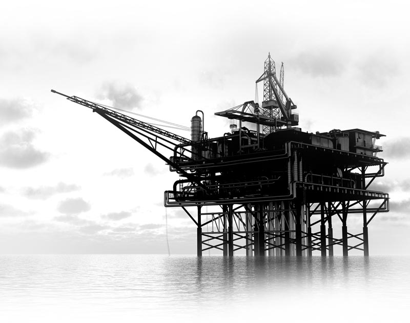 Claxton Oil Rig Pic 2