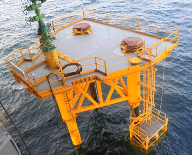 2H Offshore - Minimum Facilities Platform