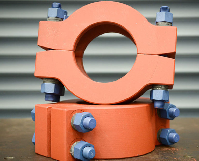 API 16A hubs and clamps