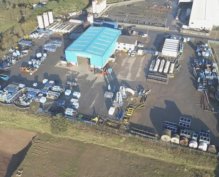 Aquatic Storage Services