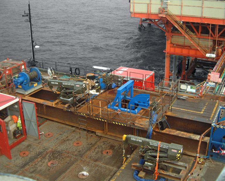 BOP work decks - Main 1