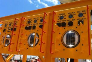 Cathodic protection (CP) monitoring equipment