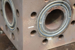 Choke & kill manifold refurbishment