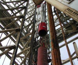 Conductor driving / installation services