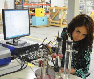 Corrosion laboratory services