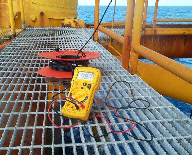 Inspection tools POLATRAK® Drop Cell - DC II™  from Deepwater