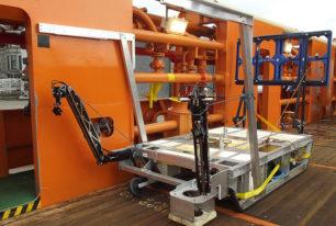 Design ROV skids