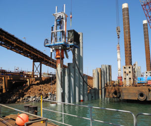Drilling & pile installation services