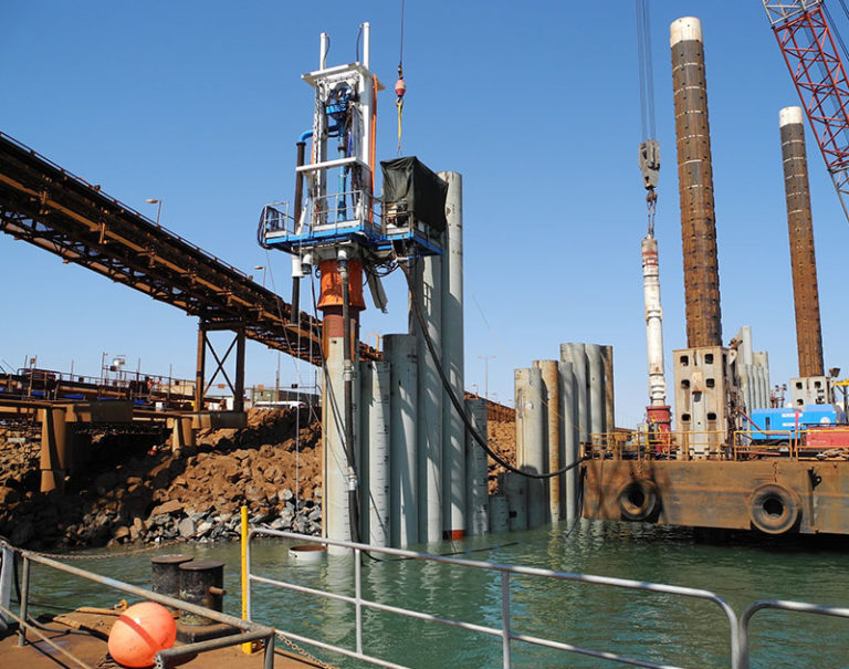 Drilling and Pile installation services
