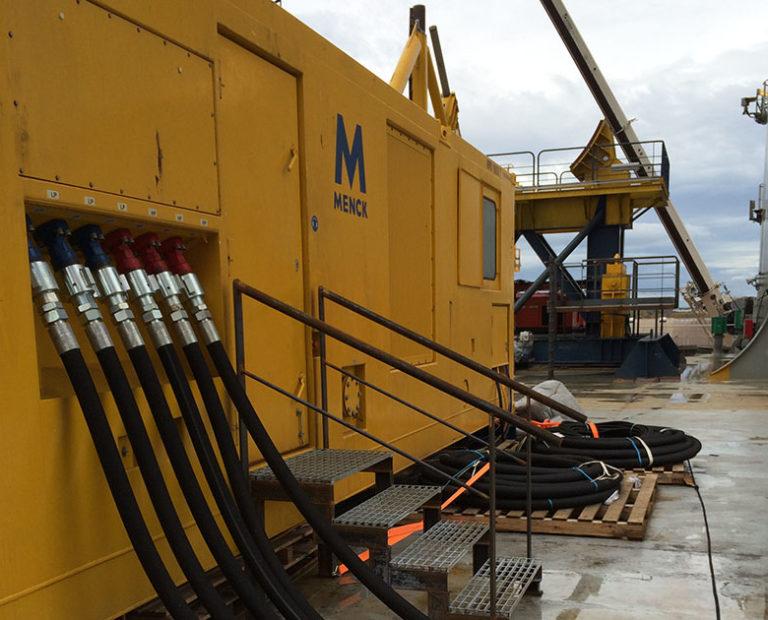 Hydraulic Design Engineering from MENCK