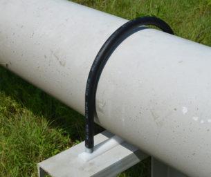 I-Rod® anti-corrosion pipe supports