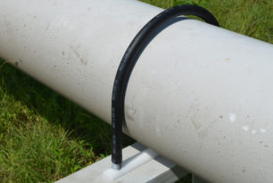 I-Rod® anti-corrosion pipe supports