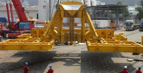 InterMoor equipment utilised Offshore China