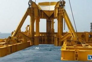 LM Handling's first Chinese mooring project successful