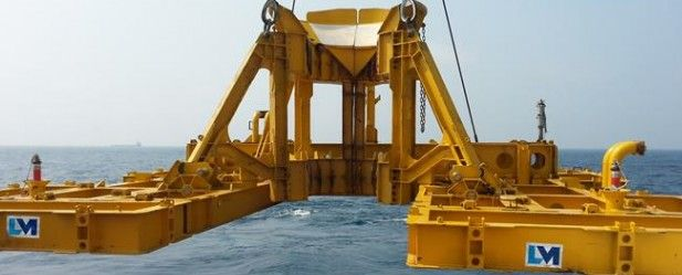 LM Handling first Chinese mooring project