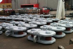 LTM components (H Link) design & fabrication