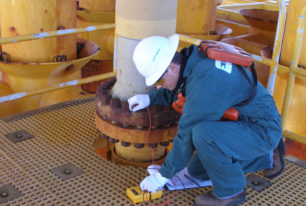 Topside Visual Corrosion Inspection