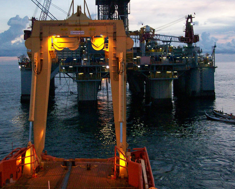 Mooring Removal & Recovery