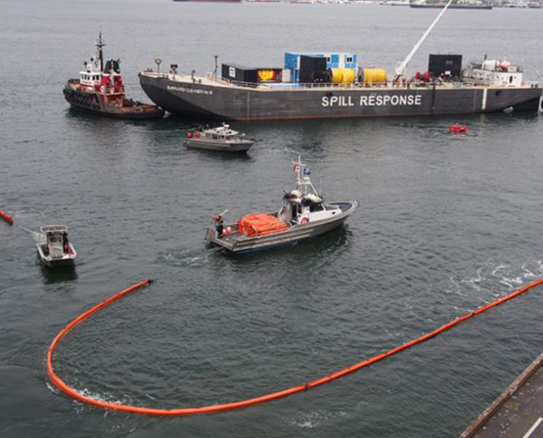 Oil Spill Contingency Planning