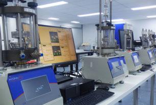 Onshore laboratory testing