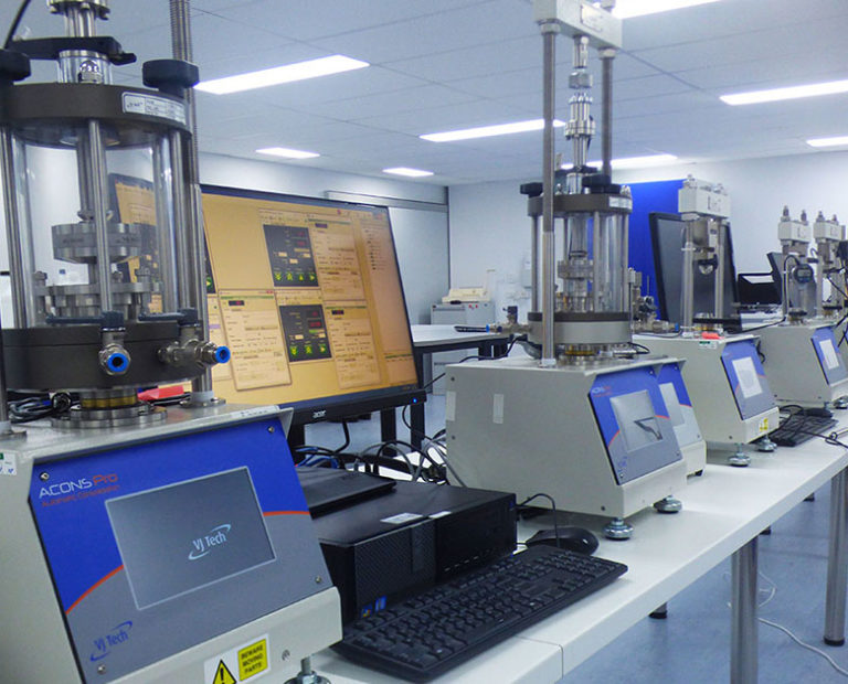 Onshore Lab Testing - PSO