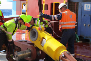 Permanent mooring installation & replacement