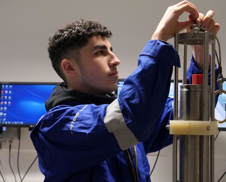 ROV Sensor Equipment Rental