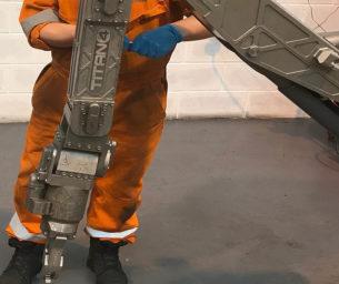 ROV Manipulator service & repair