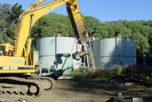 Site assessment & remediation services