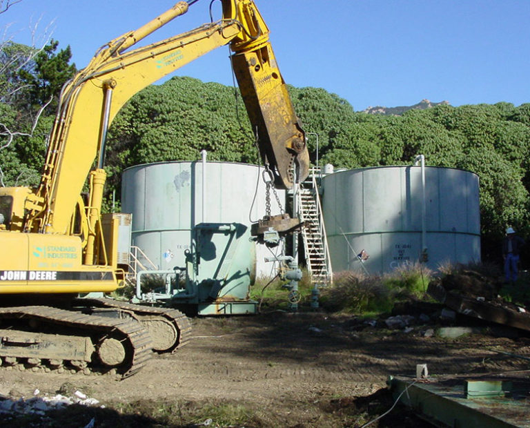 Site Assessment and Remediation Services