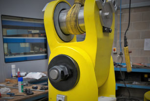 Subsea articulating bearing systems