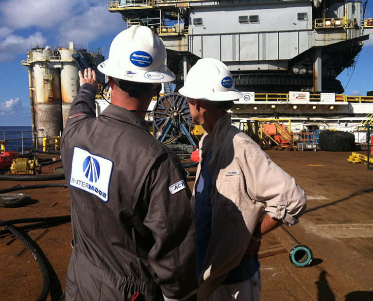 Subsea Decommissioning from InterMoor