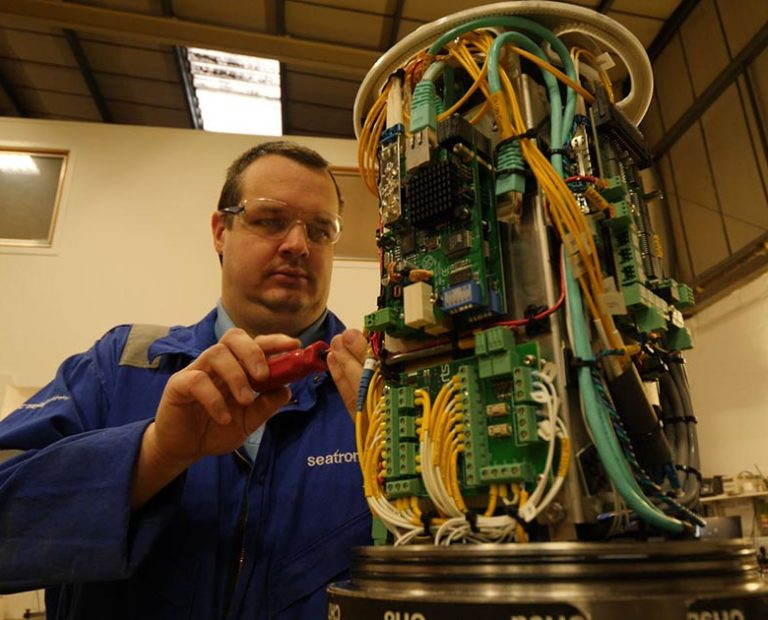 Subsea Electronics Rental 1