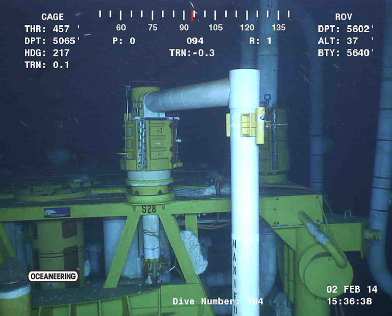 Subsea Jumper Monitoring