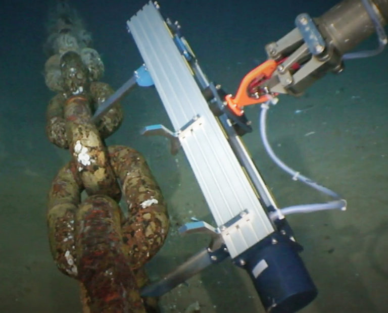 Subsea Motion Vision & Measurement Tooling Development from SRP