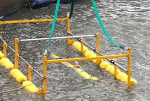 UTEC extends surveying capabilities with new autonomous underwater vehicle launch and recovery system