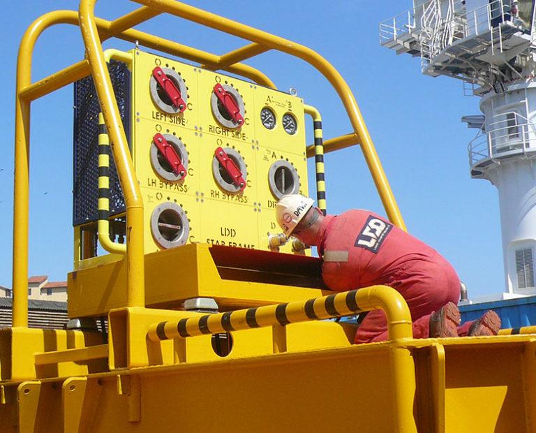 WROV Control Panels