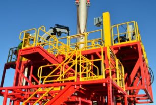 Maiden voyage for Claxton's 'WellRaizer' modular conductor recovery system