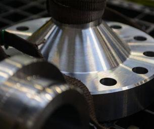 Wellhead desander & riser parts & spools