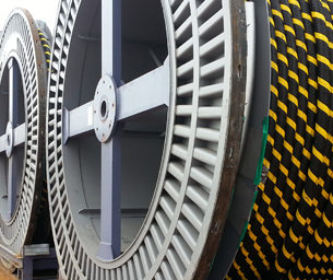 Aquatic awarded a multi reel solution power cable project off Vancouver Island