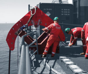 Jack-up boat decommissioning using SABRE™ to reduce rig costs