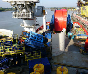 Subsea & Floating Infrastructure Removal