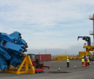 Gwynt y Môr Offshore Wind Farm Offshore North Wales, UK