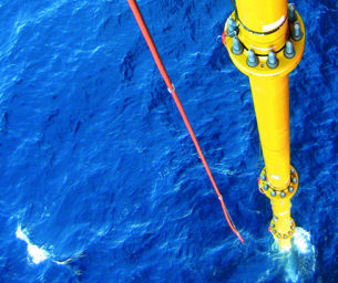 Monitoring accumulated conductor fatigue damage in the Gulf of Mexico