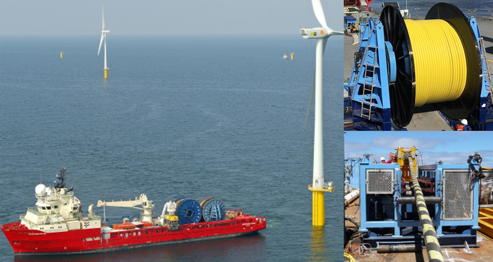 Offshore expertise montage