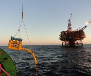 Impressed Current Cathodic Protection (ICCP) retrofit on TAQA North Cormorant Platform