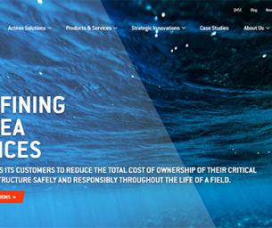 Acteon launch new website