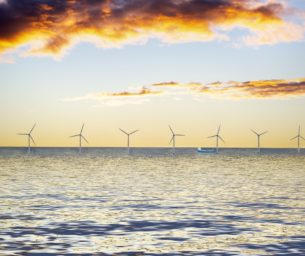 What is driving floating offshore wind?
