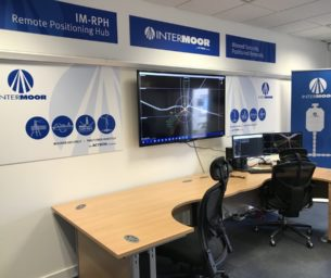 InterMoor launches new Remote Positioning Hub