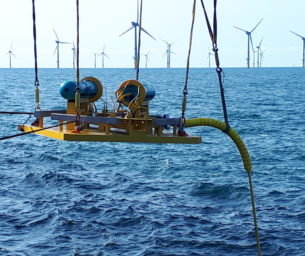 Retrobuoys installed on German offshore windfarm to replace failing anodes